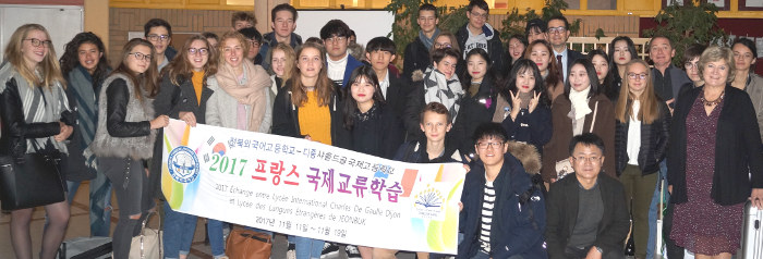 rencontres en coree du sud